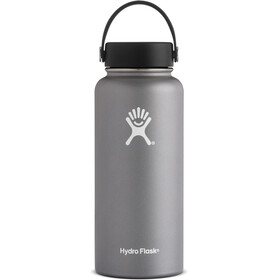 Hydro Flask Wide Mouth Flex Bottle 946ml Graphite